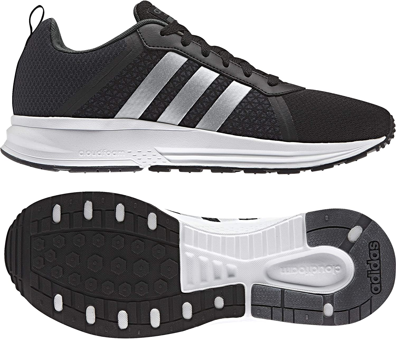 liberal horizonte realimentación  adidas Cloudfoam Mercury Mens Sneaker, Black – (Negbas/Plamat/grpudg) 39  1/3: Amazon.co.uk: Shoes & Bags