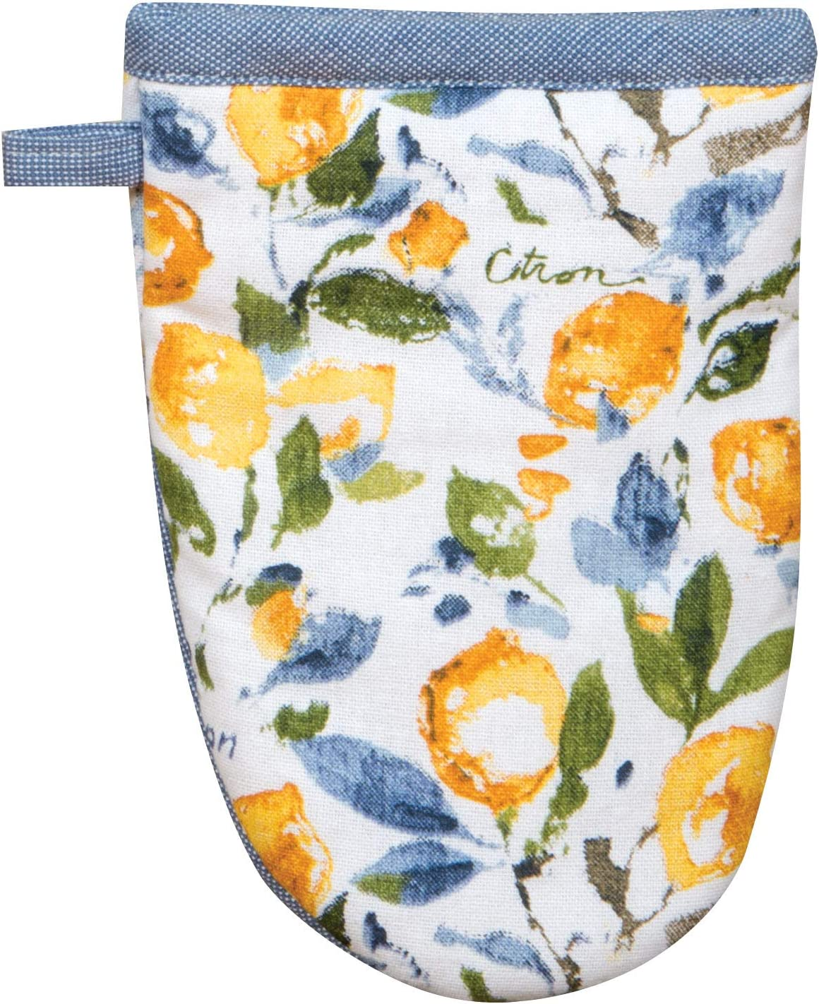 Kay Dee Designs Zest of Happy Grabber Oven Mitt, 5.5 x 7.5, Various