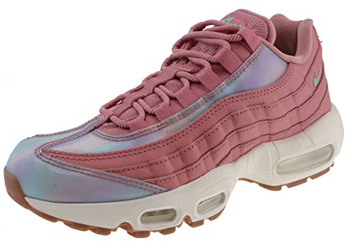 factory price fe9dc bd06b NikeAir Max 95 Se - Low-Top Donna, Rosa (Red Stardust Washed Teal
