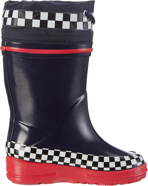 Beck Racing Bottes /& Bottines de Pluie gar/çon
