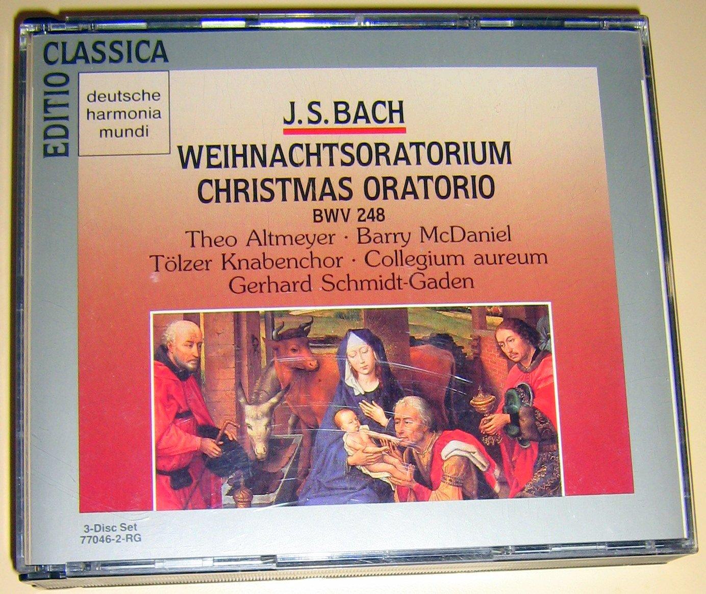 Weihnachts: Oratorium Oratorio Year-end gift Christmas Colorado Springs Mall