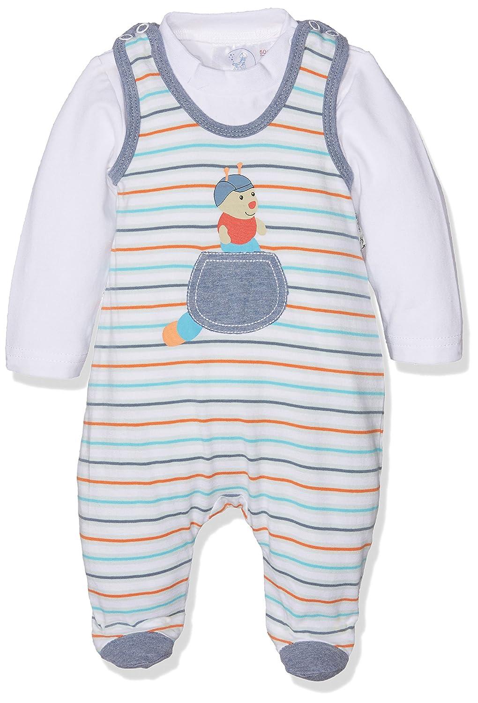 Sterntaler Unisex Baby Set Jersey Bobby Strampler