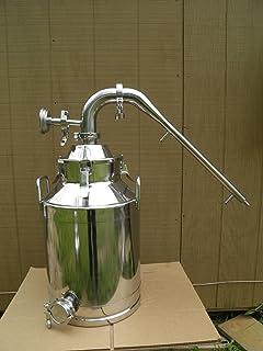 Amazon com: Moonshine Stills 26 Gallon Still Boiler: Kitchen