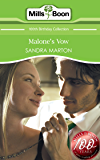 Malone's Vow (Mills & Boon Short Stories)