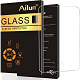 AILUN iPad Pro Screen Protector,New iPad 2017/2018 model [9.7 inch] by, Tempered Glass,9H Hardness,[Apple Pencil Compatible] Ultra Clear,Anti-Scratch,Case Friendly-Siania Retail Package
