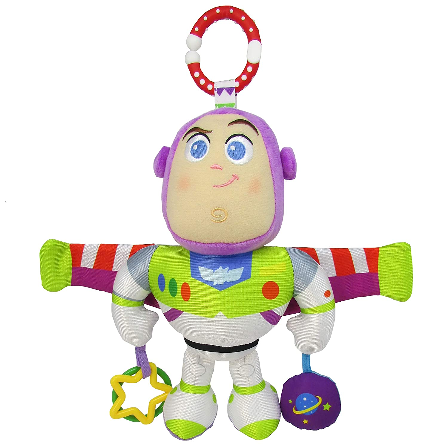 Disney Baby Toy Story Buzz Lightyear On The Go Activity Toy