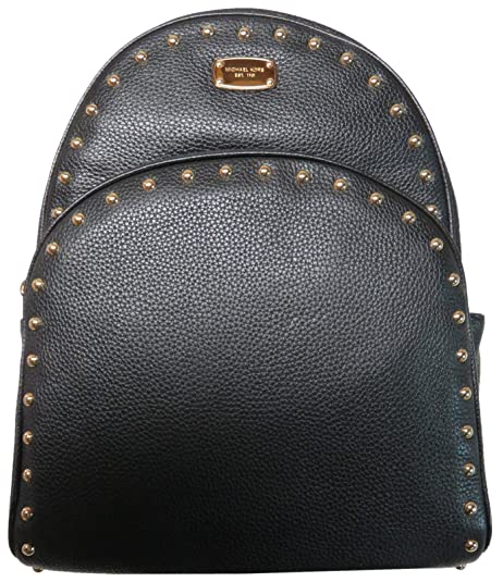 Amazon.com: michael kors Abbey grande tachonado leatherl ...