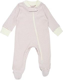 076a961d3 Amazon.com  CastleWare Baby- Footie Pajama - Organic Cotton Fleece ...