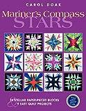 Mariner's Compass Stars--Print On Demand Edition