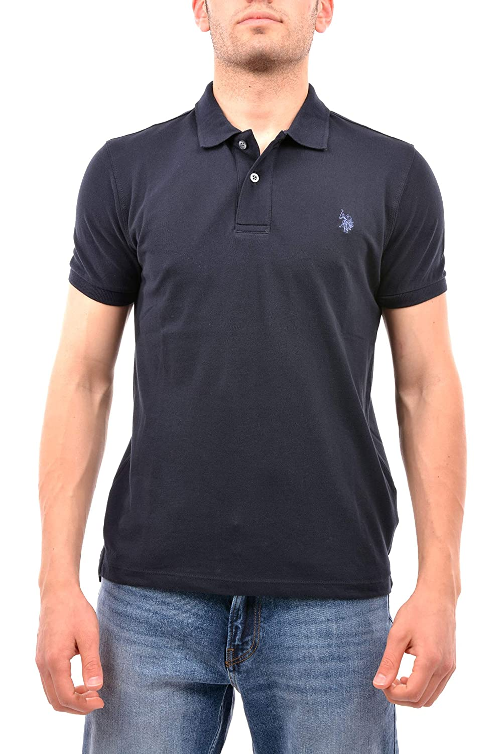 Polo UOMO U.S. Polo 51244-41029 Primavera/Estate M: Amazon.es ...