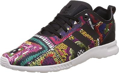 adidas Chaussures ZX Flux ADV Smooth Noir Femme