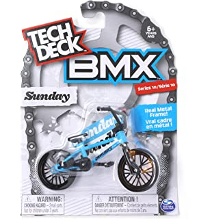 Exclusive Tech Deck BMX Finger Bikes Freestyle Hits CULT White Metal Frame Pink