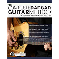 The Complete DADGAD Guitar Method: The Essential DADGAD Course for Acoustic and Electric Guitar book cover