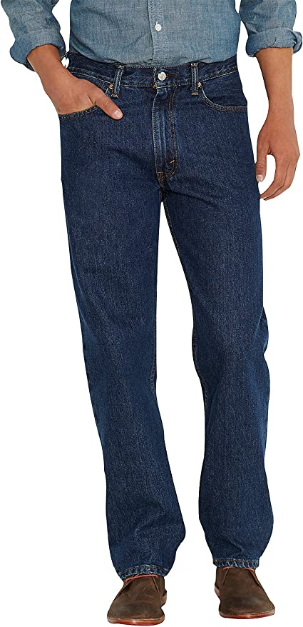 Levi S 550 Men S Relaxed Fit Jeans At Amazon Men S Clothing Store