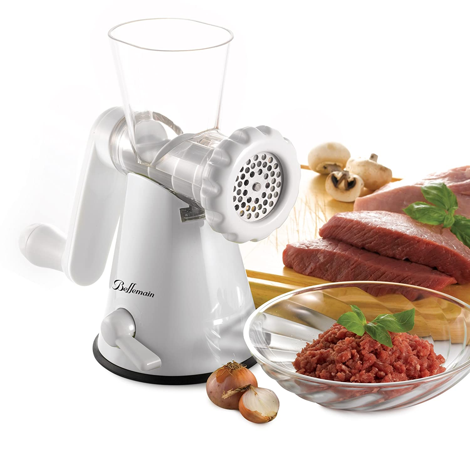 Top 5 Best Manual Meat Grinders For Your Home Kitchen 6