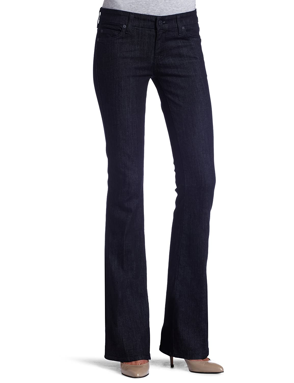 "7 For All Mankind Women's Petite ""A"" Pocket Lexie Jean"