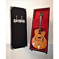 Eddie Cochran Gretsch G6120 Signature Hollow Body - Réplica de guitarra en miniatura
