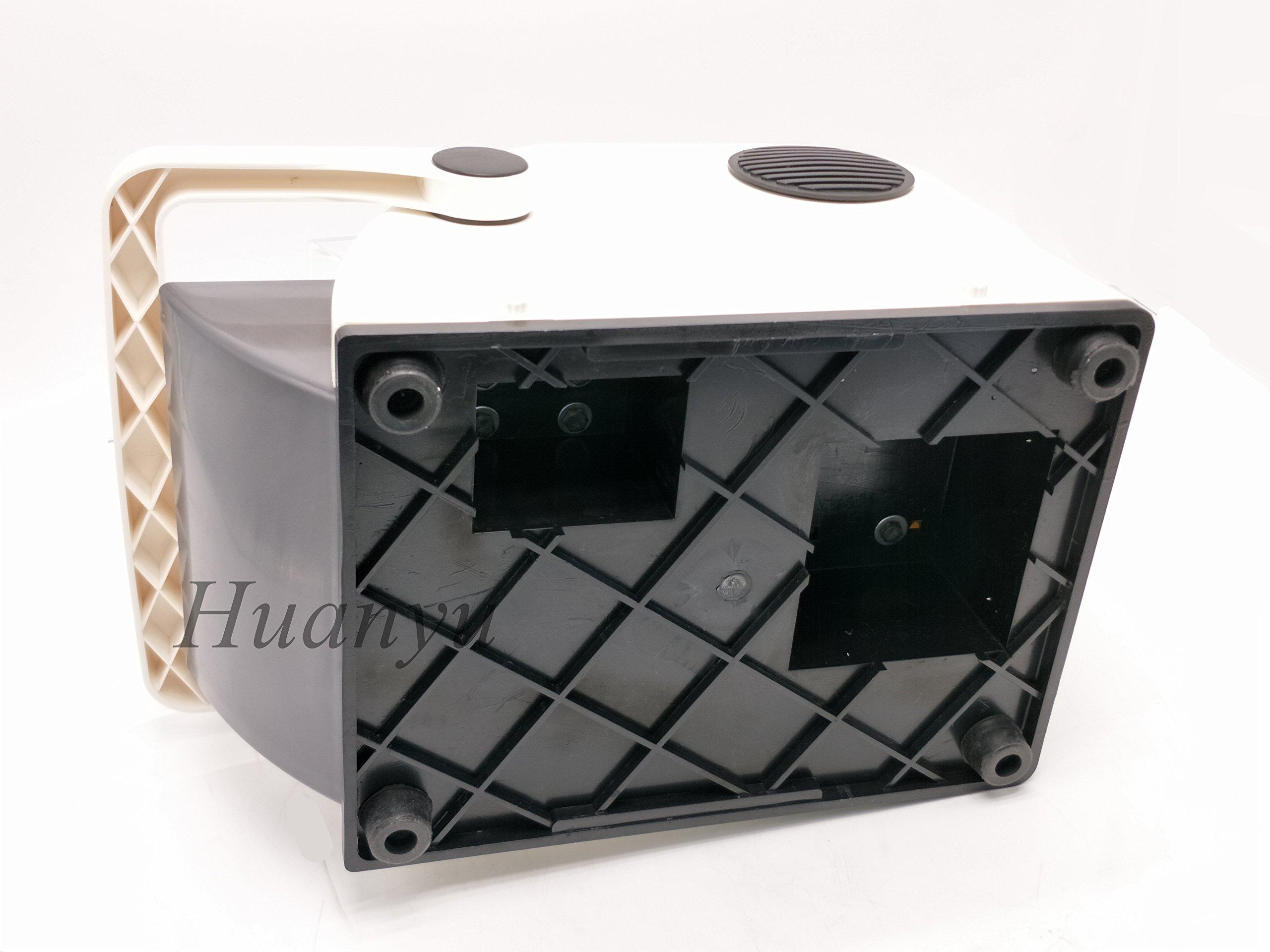 Huanyu Instrument LY-150 Single Wheel Optical Lens Hand Edger Manual Lens Grinder (110V/60Hz) by Huanyu Instrument® (Image #5)