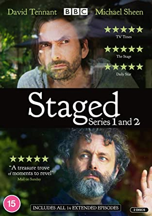 Staged - Series 1 & 2