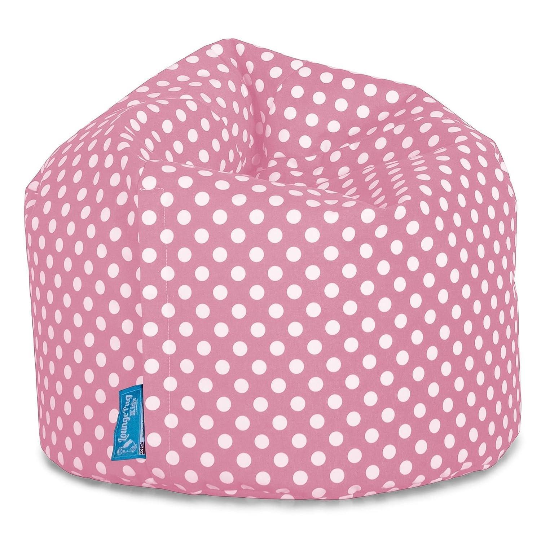 Lounge Pug Druck Sitzsack Kinder Kindersessel Druck Pug Pink
