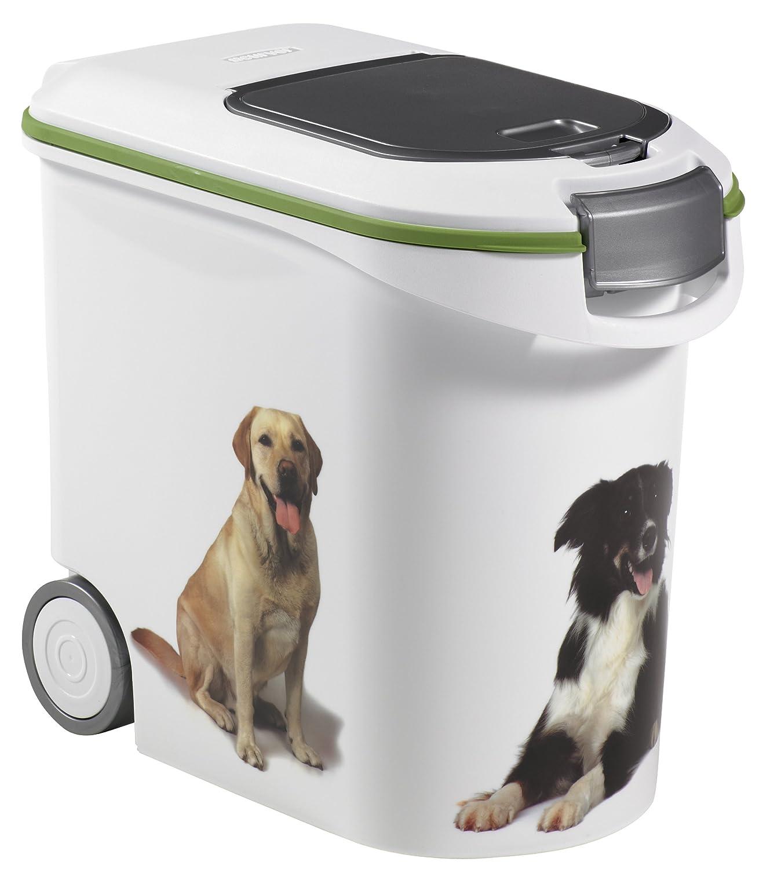 contenedor de pienso para perros
