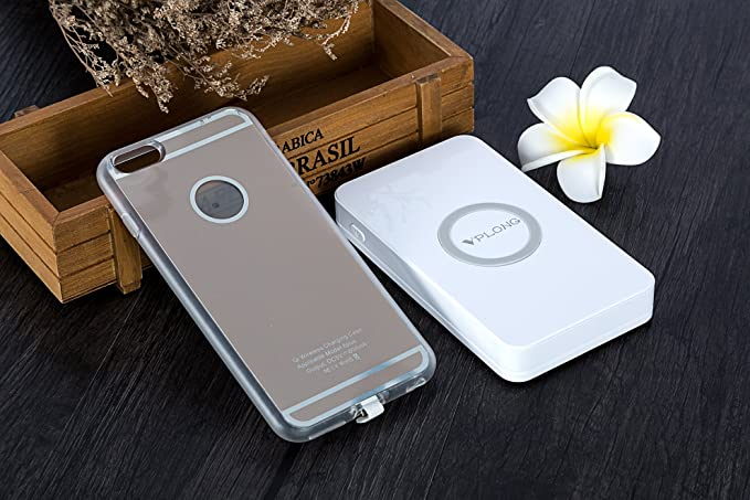 Amazon.com: vplong Qi receptor Cargador inalámbrico Case ...