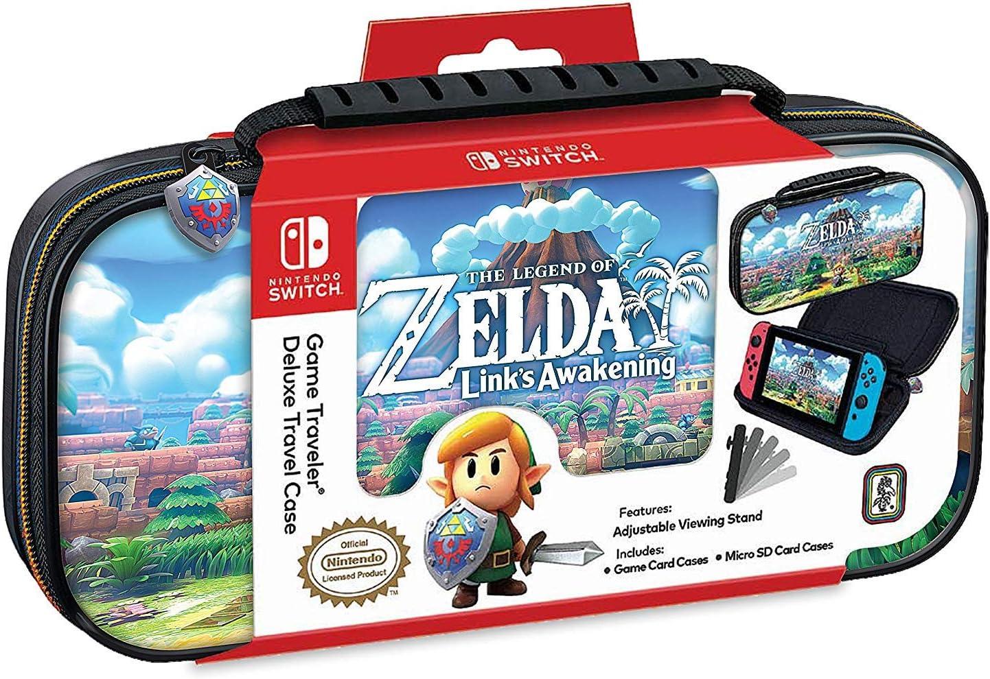 Ardistel - Game Traveler Deluxe Travel Case NNS47 (Nintendo Switch): Amazon.es: Videojuegos