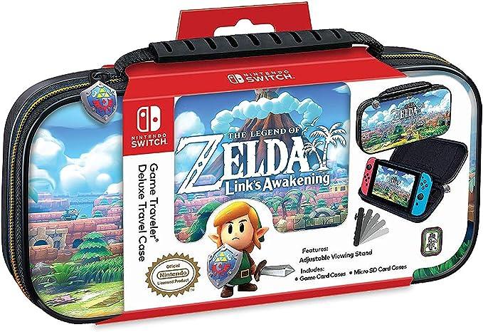 Ardistel - Game Traveler Deluxe Travel Case NNS47 (Nintendo Switch ...
