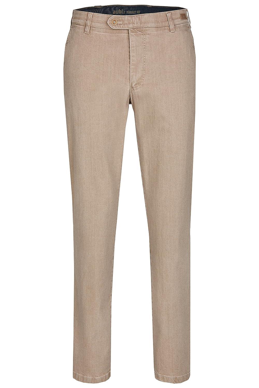 aubi: Herren Sommer Jeans Hose Stretch aus Baumwolle High Flex Modell 526