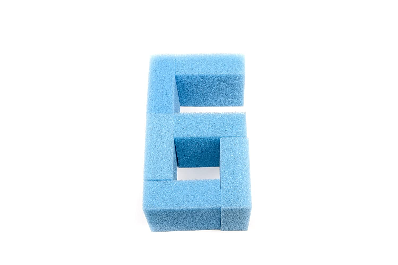 Genérico - Esponja de filtrado fina, estera de filtrado - Juwel Standard / BioFlow 6.0(6 unidades) HuaxinYicheng Trade Co. Ltd.