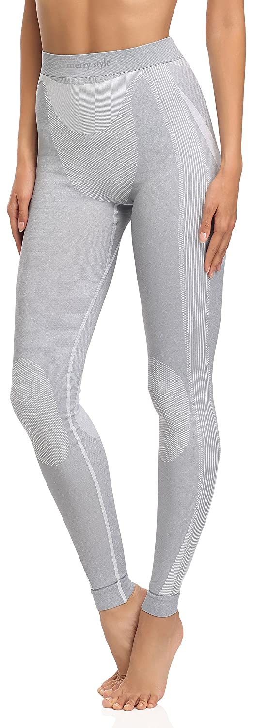 Merry Style Women's Functional Underwear Thermo Active Long Johns 06 120s