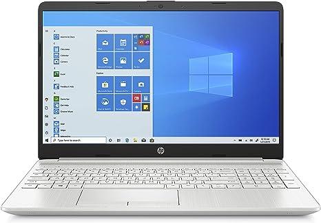 HP - PC 15-dw1016nl Notebook, Intel Core i7-10510U, RAM 8 GB, SSD 256 GB,  NVIDIA