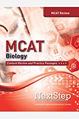 MCAT Biology: Content Review and Practice Passages Paperback
