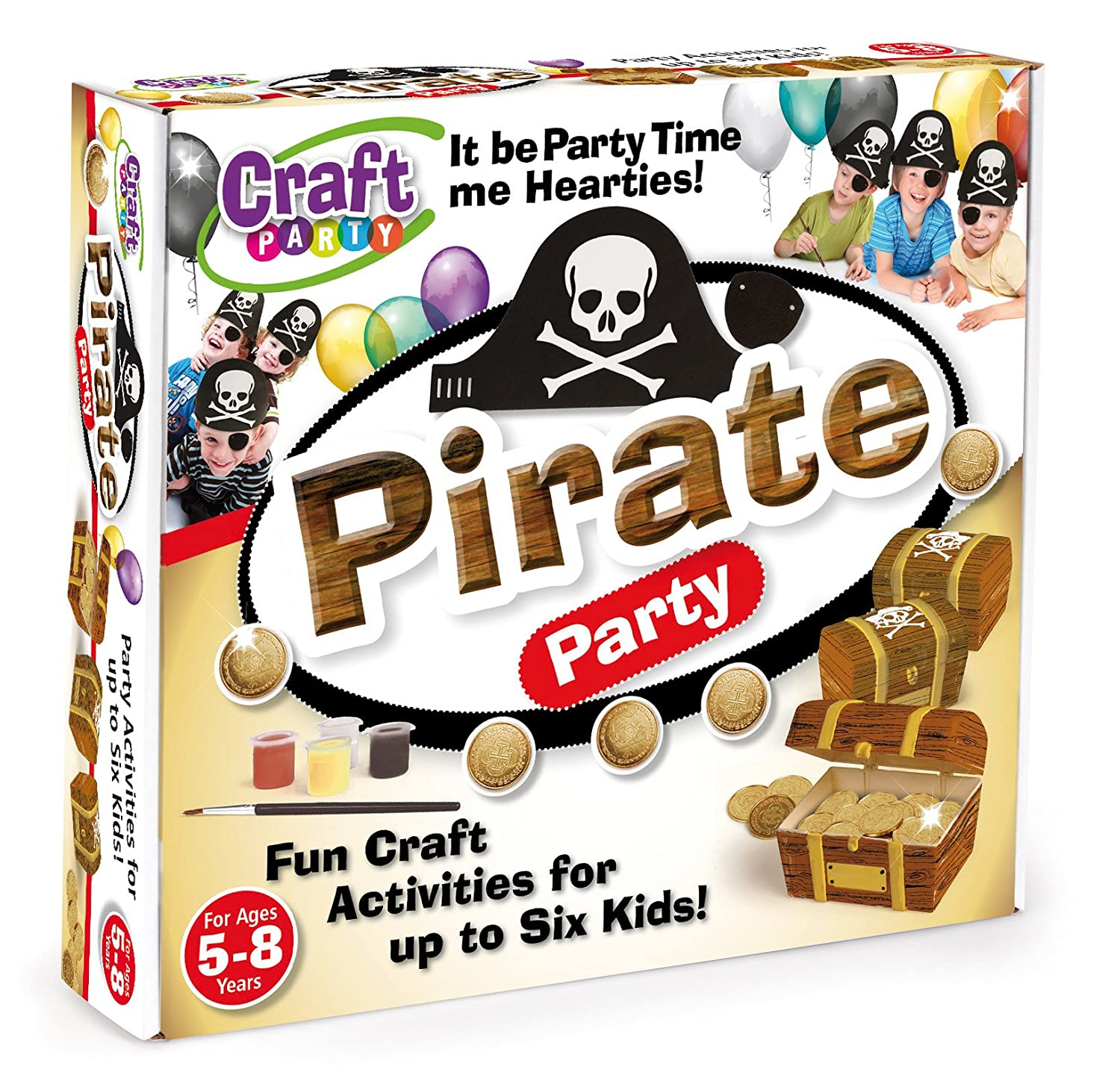 Craft Party Pirate Party