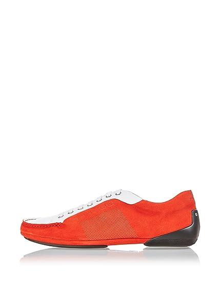 Sneaker BOUNCE S4 STYLE 2.0 von PORSCHE DESIGN OLIV Herren