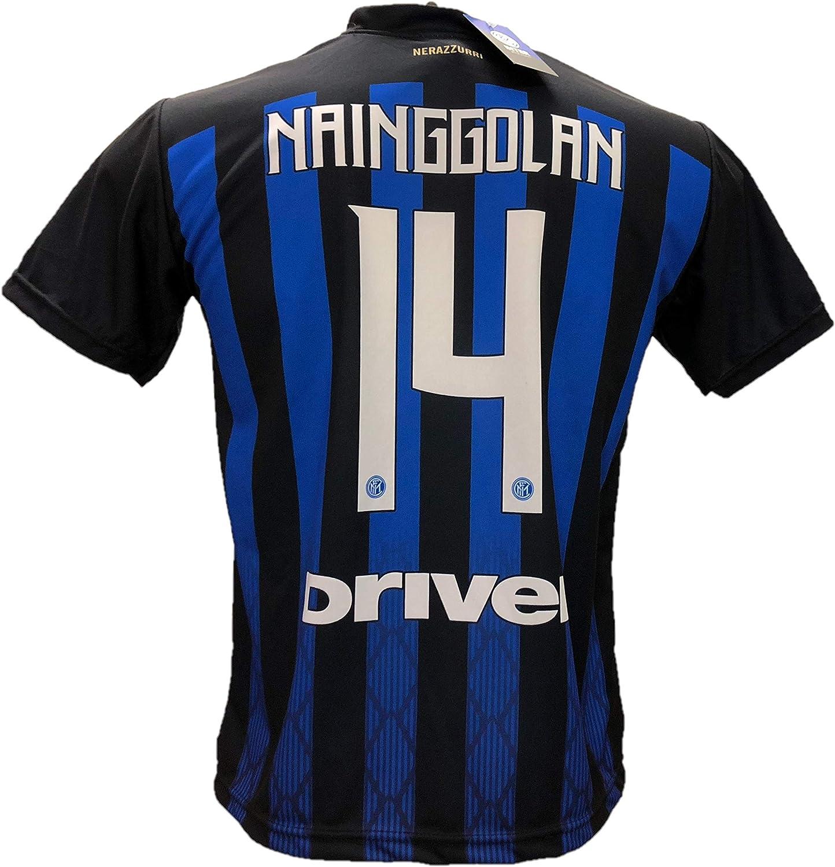F.C. Internazionale Camiseta de fútbol Inter Nengolan 14 réplica ...