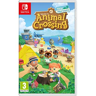 Animal Crossing New Horizons - Nintendo Switch Standard Edition [Importación inglesa]