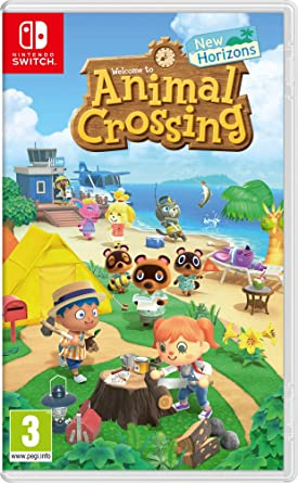 Amazon Com Animal Crossing New Horizons Switch Uk Version