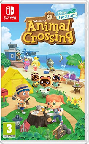 Nintendo Anımal Crossing: New Horizons