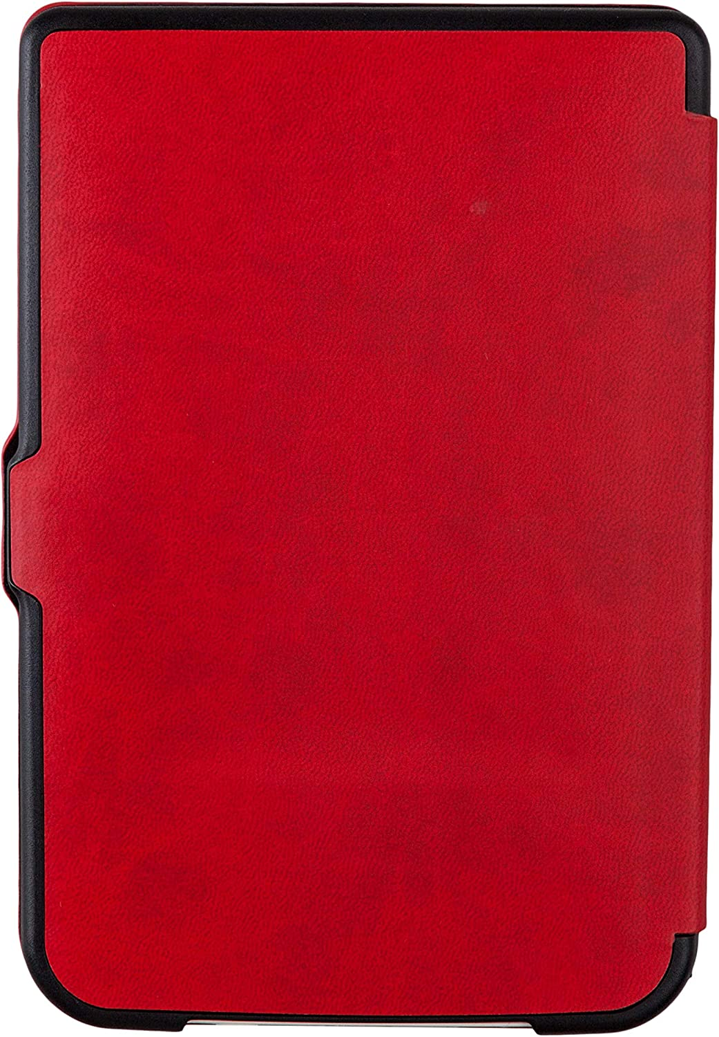 PocketBook Cover Shell eBook Cover Rot Passend f/ür Display-Gr/ö/ße Kompatible Ger/äte Touch Lux 3 15,2 cm Touch Lux 6