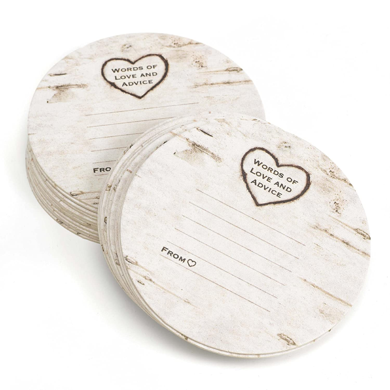 Amazon.com: Hortense B Hewitt Wood Grain Design Words of Advice ...