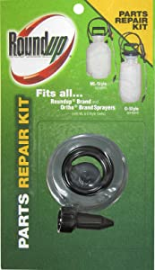 Roundup 181538 Lawn and Garden Sprayer Repair Kit with O-Rings, Gaskets, and Nozzle