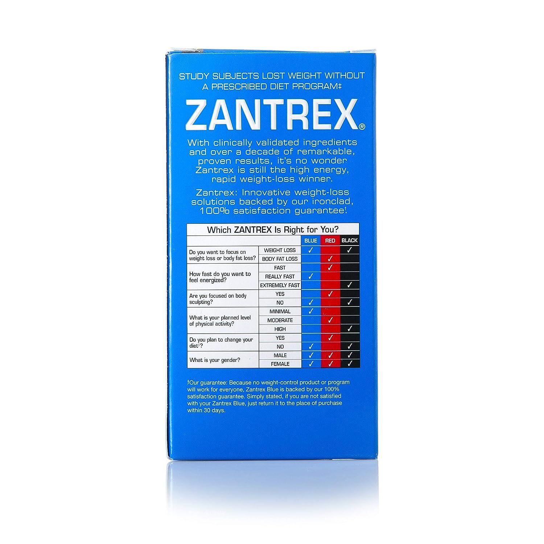 Zantrex Blue 84 Count