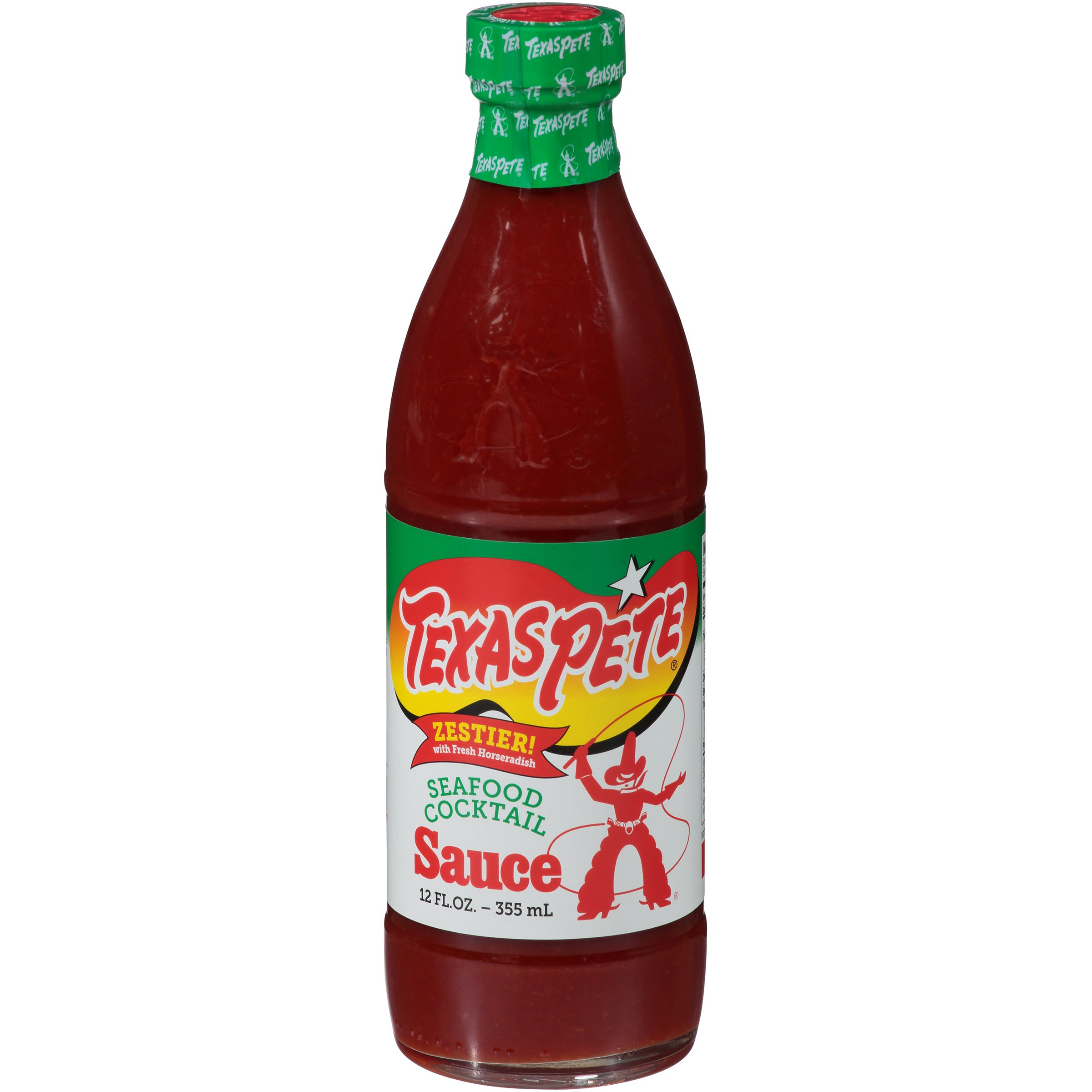 Texas Pete, Texas Pete Seafood Cocktail Sauce 12 fl oz. (12 count) by Texas Pete