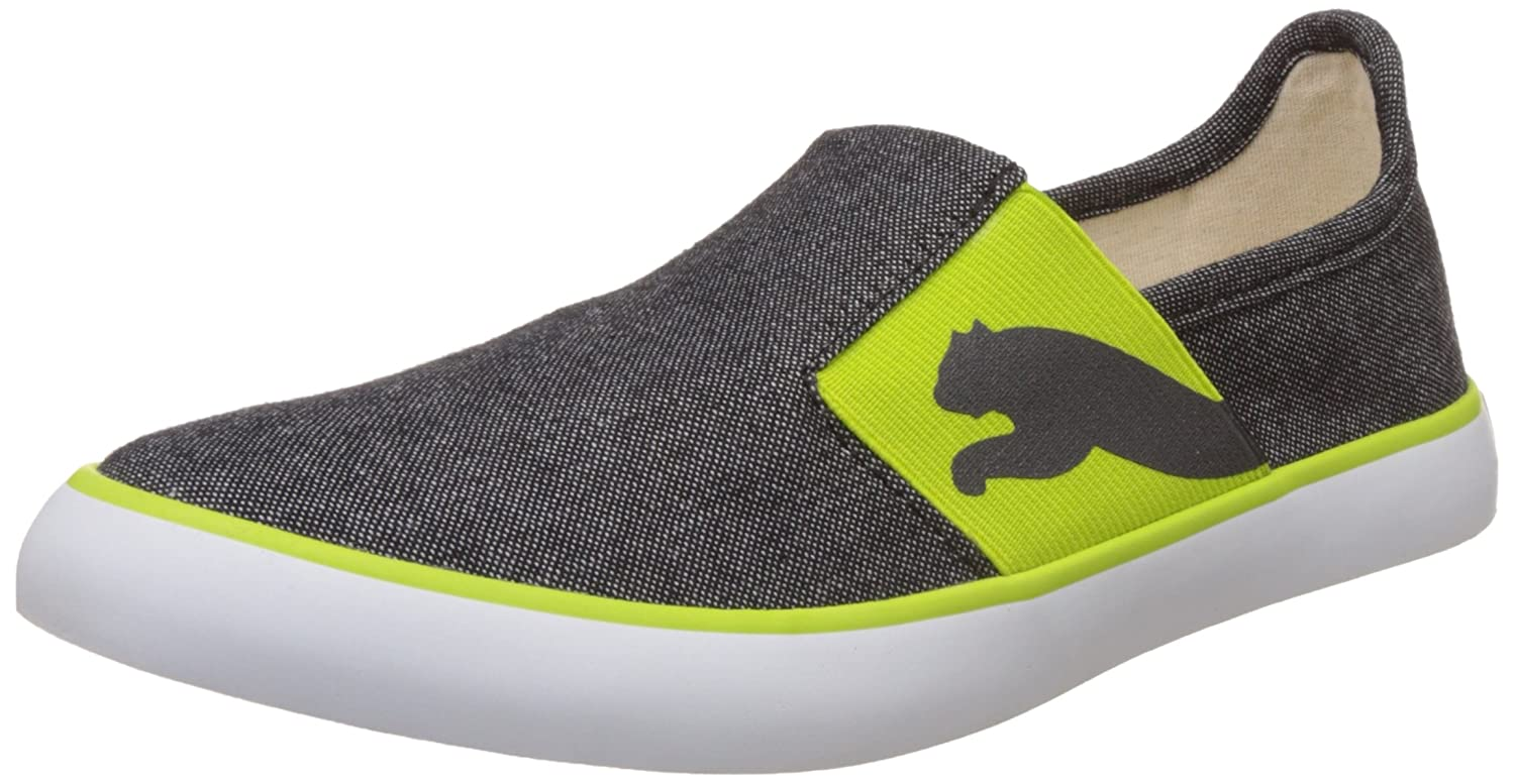 a6971bea812f8d Puma Unisex Lazy Slip On II DP Sneakers  Buy Online at Low Prices in India  - Amazon.in