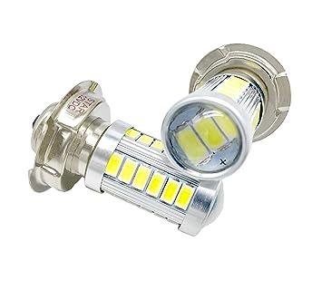 15W P26S 12VDC 33-SMD5050 Bombilla LED,para la lámpara de la linterna del