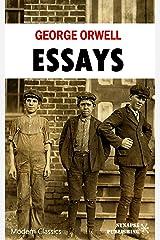Essays Kindle Edition