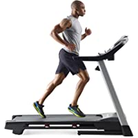 ProForm 505 CST Folding Treadmill with Power Incline and Heart Rate Monitor