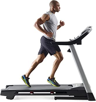 ProForm 505 CST Folding Treadmill with Power Incline and HRM