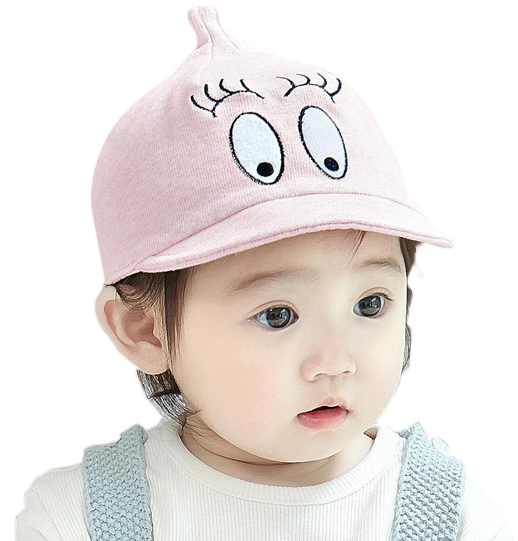GZMM HAT ベビーボーイズ M Pink-4 B0756TNSTK